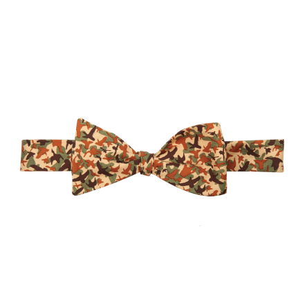 Wm. Lamb & Son - Bird Camo Bow